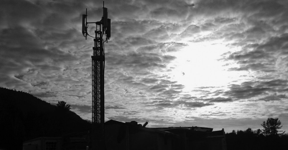 portable communication towers
